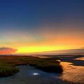 Cape Cod Sunset by John Greim