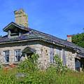 Cape Croker Schoolhouse, Ontario, Canada by Marty Fancy