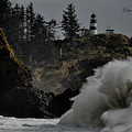 Cape Disappointment Finale by Safe Haven Photography Northwest