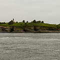 Cape Flattery Lighthouse by Debby Richards
