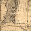 Cape Florida 1765 by Andrew Fare