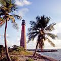 Cape Florida Light by Buddy Mays