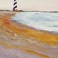 Cape Hatteras Lighthouse by Anne Marie Brown