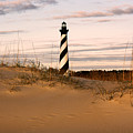 Cape Hatteras Lighthouse by Tony Cooper
