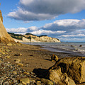 Cape Kidnappers 1 by Werner Padarin