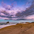 Cape Kiwanda Sunrise by Jim Simmermon