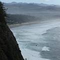 Cape Meares Coastline by Tanya Shockman