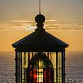 Cape Meares Light by Robert Potts
