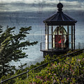 Cape Meares Lighthouse by John Trax