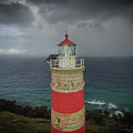 Cape Moreton Light by Keiran Lusk