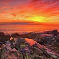 Cape Neddick Sunrise by Raymond Salani III