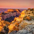 Cape Royal Sunrise Grand Canyon by Scott McGuire