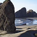 Cape Sebastian - Hunters Cove Area- Oregon Coast by Daniel Hagerman