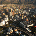 Cape Town From The Air by Andy Smy