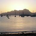 Cape Verde Sunset by Brett Winn