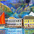Cape Waterfront by Michael Durst