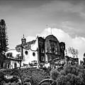 Capilla Del Cerrito - Basilica De Guadalupe - Mexico City I by Totto Ponce
