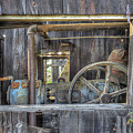 Capital Quarry Cutting Shed by Jim Thompson