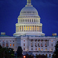 Capitol At Dusk by Doug Sturgess