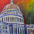 Capitol Closing by Mary Gallagher-Stout