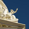 Capitol Frieze Sculpture by Juan Romagosa
