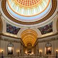 Capitol Interior II by Ricky Barnard