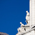 Capitol Statues - Madison Wisconsin-1 by Steven Ralser