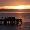 Capitola Day Begins by Lora Lee Chapman