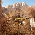 Cappadocia Dovecotes by Phyllis Taylor