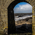 Cappagh Pier And Ireland's Shannon Estuary by James Truett