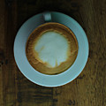 Cappuccino In A Cup by Robert Hamm