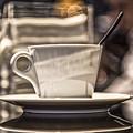 Cappuccino In Milan by Denise Nehila