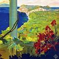 Capri, Italy, Italian Riviera, Scenery by Long Shot