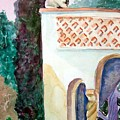 Capri Sphinx by Mindy Newman