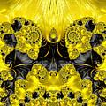Caprice - Abstract by Barbara Zahno