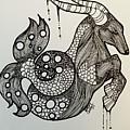 Capricorn by Maria Leah Comillas