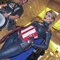 Captain America by Billy Joe