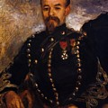 Captain Edouard Bernier 1871 by Renoir PierreAuguste