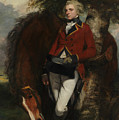 Captain George K. H. Coussmaker  by Joshua Reynolds
