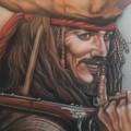Captain Jack by Daniel Livingston