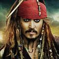 Captain Jack Sparrow by Ed Garcia