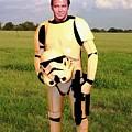 Captain James T Kirk Stormtrooper by Paul Van Scott