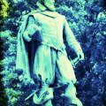 Captain John Smith - Jamestown Virginia by Bill Cannon