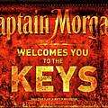 Captain Morgan Welcome Florida Keys by John Stephens