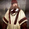 Captain Of The Guild Of St. Maurice by RC DeWinter