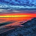 Captiva Island Sunset by Louis Dallara