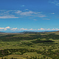 Capulin Panorama by TM Schultze
