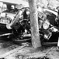 Car Accident, C1919 by Granger