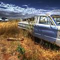 Car Graveyard by Wayne Sherriff