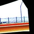 Car On The Bridge by Lenore Senior
